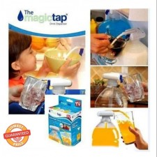 Magic Tap Electric Automatic Water Drink Beverage Dispenser Spill