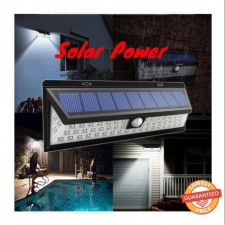 34/54/66 LED Waterproof Solar Power PIR Motion Sensor Home Garden Security