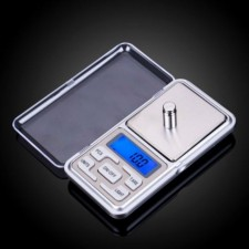 500g * 0.1g LCD Digital Pocket Scale Jewelry Gold Gram Balance Weight Scale