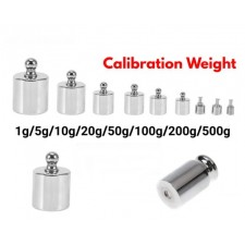 Weights Gram Chrome Calibration Weight Electronic Digital Pocket Balance Scale