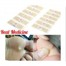 JIYANTIE Paste Foot Corn Plasters [ Remove The Corns ] Paste Clavus Patch Corn Medicated Plaster