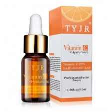 TYJR 10ml Vitamin C Original Serum Freckle Remove Dark Spots Disappear Hyaluronic Acid Essence