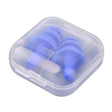 Silicone Soundproofing Ear Plugs Anti Noise Snore Earplugs Noise Reduction Study Flight