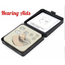 Hearing Aids Hearing Assistance Aid Kit Ear Sound Amplifier Tone Listen