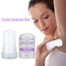 60g Alum Stone Stick Deodorant Antiperspirant Crystal Underarm Odor Removal For Women Man