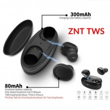 TWS BT 4.1 Bluetooth Earphone Mini V4.1 Earbuds Headset With Charging Box