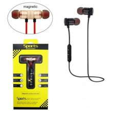 M5 Bluetooth Magnetic Sports Wireless Magnet Suction Wireless Earphone