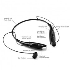 HBS-730 Wireless Vibrating Notification Bluetooth Headset Headphone Earphone Gaming Neck