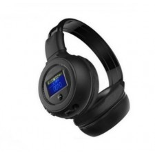 Zealot B19 LCD Display Screen Wired Wireless Stereo Bluetooth Headphone