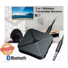 Bluetooth 2 in 1 Wireless Transmitter Receiver Stereo Audio Adapter AUX Car Stereo Music Audio Adapter/3.5mm