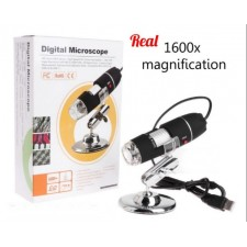 1600X Digital Microscope 8 LED HD USB Android Handheld Magnifier Endoscope Camera
