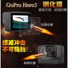 Gopro Hero 5 6 Camera Screen Protection Film Anti-Explosion Tempered Film