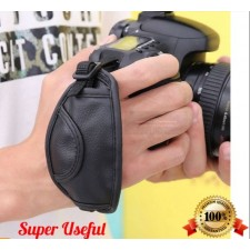Wrist Guard For Pentax Sony DSLR Camera UP Canon Nikon Grip Universal Hand Strap Mount