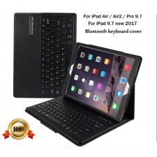 iPad Air / Air 2 / Pro 9.7 PU Leather Case Detachable Bluetooth Keyboard