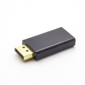 Displayport DP Display Port To HDMI Connector Converter Adapter For NVIDIA AMD