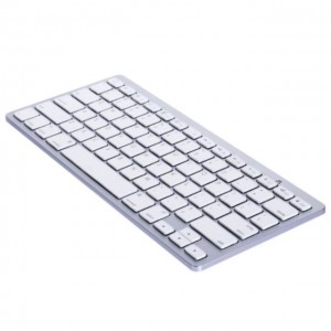 Wireless Keyboard Bluetooth 3.0 Waterproof Keyboard For Android For MAC For IPad