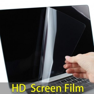 """HD Clear LCD Screen Protector Film For Macbook Pro 13"""" 13.3"""" Touch Bar"""