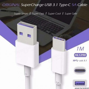 Huawei 5A Data Charging Cable Type C Super Charge