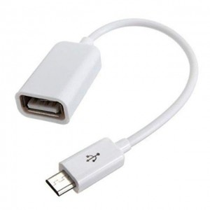 OTG On The Go Mirco 2.0 USB Cable Android Samsung Lenovo HTC Xiaomi