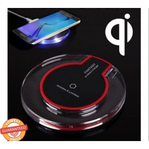 QI Wireless Phone Wireless Charger Fast Charging For IPhone 8 X Universal USB
