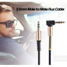 3.5mm Male to Male Aux Cable for Speaker Headphone