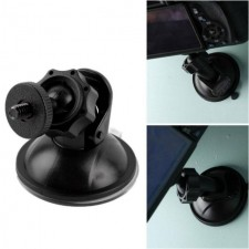 Universal Suction Cup Car Mount Windshield Mount Vehicle Camera Bracket Holder Stand