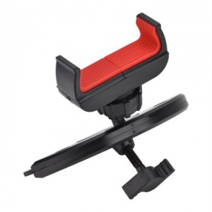 360° Rotating Car Auto CD Dash Slot Stand For IPhone GPS