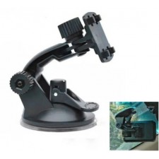 Universal Bracket Suction Cup Car GPS Driving Recorder Mount Holder DVR Camera