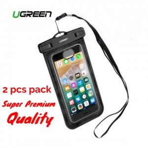 UGREEN 2PCS Waterproof Phone Pouch Case