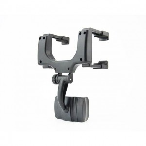 Universal Strong Rotating 360 Car Rear View Mirror Phone Holder Stand Car Mount