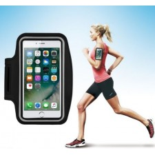 Running Armband Sports Phone Holder Bag Pouch Touch Screen Access