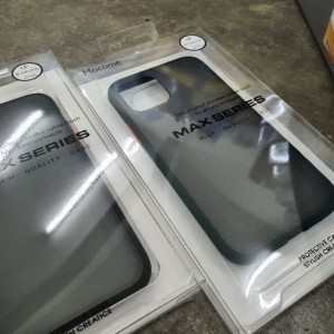 Mocome iPhone 11 Pro Max All Model Premium Best Casing Protective Matte Smooth Touch
