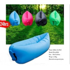 Sleeping Bag Air Inflatable Lamzac Air Portable Lazy Sofa Lounge Outdoor fold