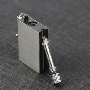 Metal Box Lighter Waterproof Windproof Permanent Instant Matching Survival Camping Flame Fire Starter Match
