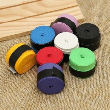 Grip Wraps Dry Tennis Racket Anti-skid Sweat Absorbed Taps Badminton Racquet Vibration Overgrip Sweatband Sports Gribs