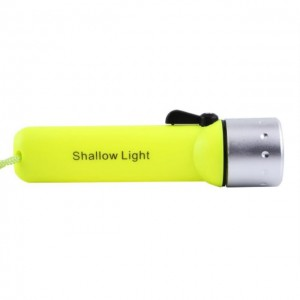 Diving Flashlight Underwater Torch Flash 180LM LED Waterproof