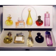 Perfume Miniature 5in1 Collection Best Gift Set