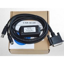 USB-SC09 USB to RS422 Adapter PLC Programming Cable