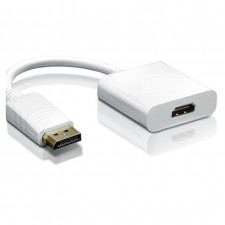 DisplayPort DP Male to Full HD 1080P HDMI Female Video Converter Adapter Cable