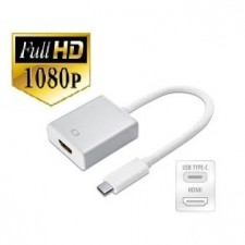USB 3.1 Type C to 1080P HDMI Video Converter Adapter Cable