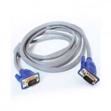 3M High Quality VGA/RGB Cable HD 15pin Male to Male 3C+6 for Projector Monitor
