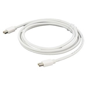 1.8M Mini DP Thunderbolt DisplayPort Male to Male Video Cable