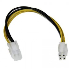 ATX 4 Pin Power Extension Cable Male to Female