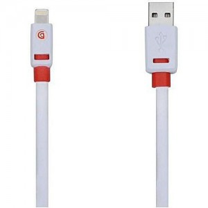 1M Flat USB To Lightning Charge Sync Cable iPhone 6 7 8 Plus Ipad