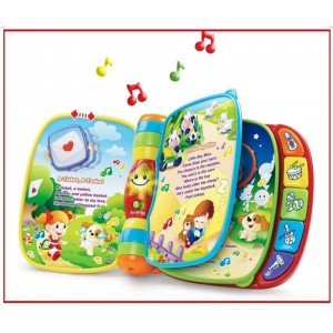 VTech Musical Rhyme Book