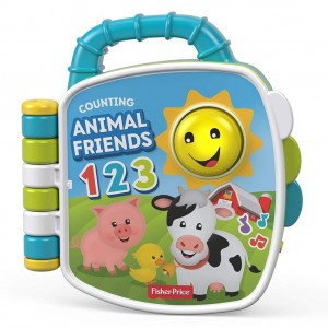 Fisher Price Laugh and Learn Counting Animal Friends