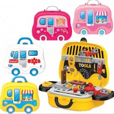 Express D Baby Kayden Portable Kitchen Tools Doctor Kids Role Play Pretend Toys