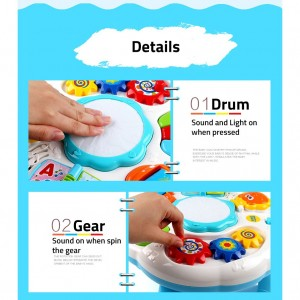 Musical Learning Table Electronic Baby Toy