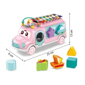 Baby Music Bus - Toys Kid