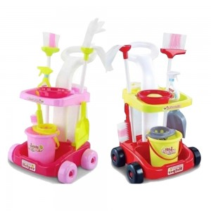 Housekeeping Cleaning Toy Set - XL
